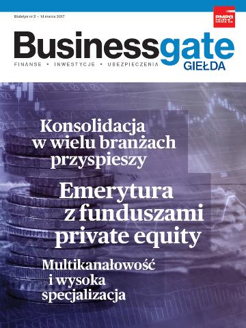 Okładka Business Gate Giełda nr 2/2017