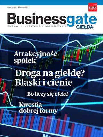 Okładka Business Gate Giełda nr 3/2017