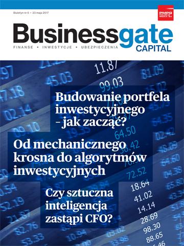 Okładka Business Gate Capital nr 6/2017