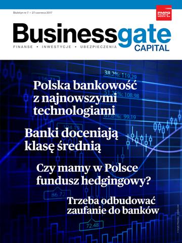 Okładka Business Gate Capital nr 7/2017